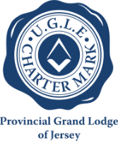 Jersey Freemasons UGLE Charter Mark