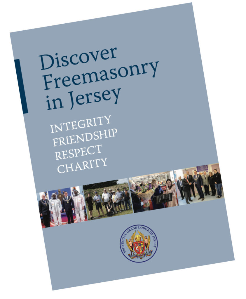 Discover Freemasonry Jersey Channel Islands