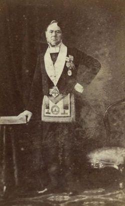 Jersey Masons Charles Shirreff