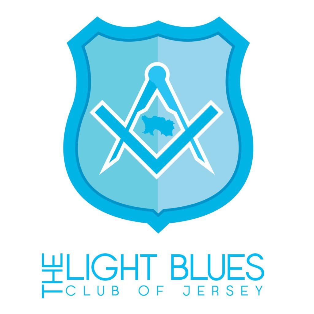 Light Blues Masonic Club Jersey