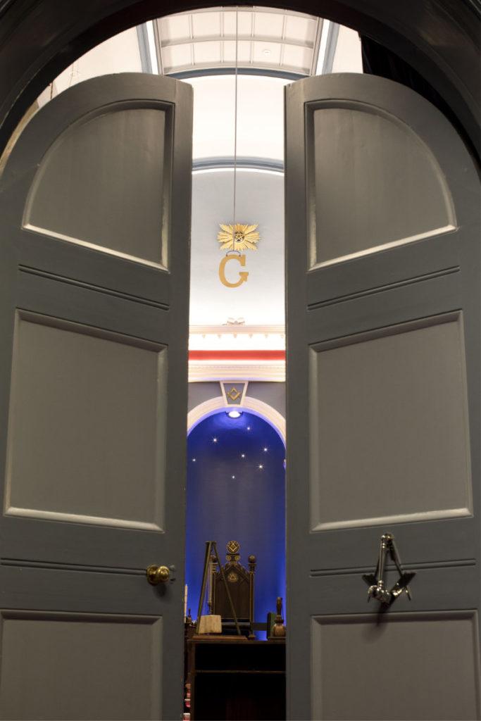 Masonic Temple St Helier Jersey