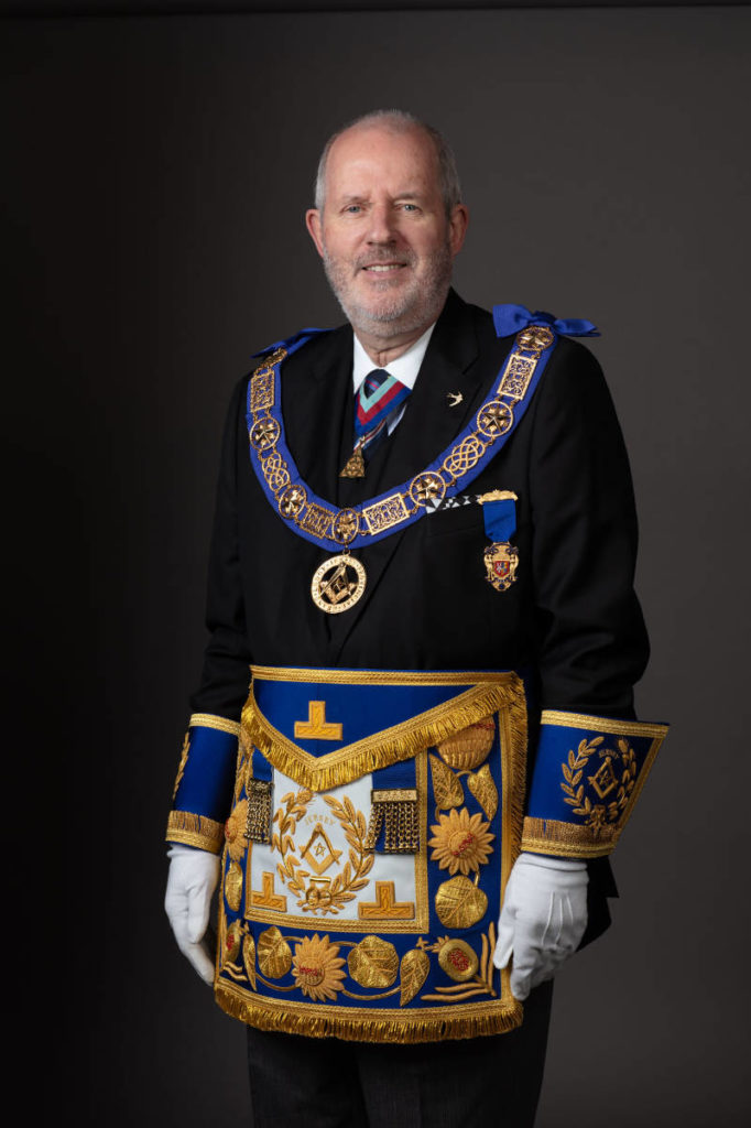 Provincial Grand Master of Jersey