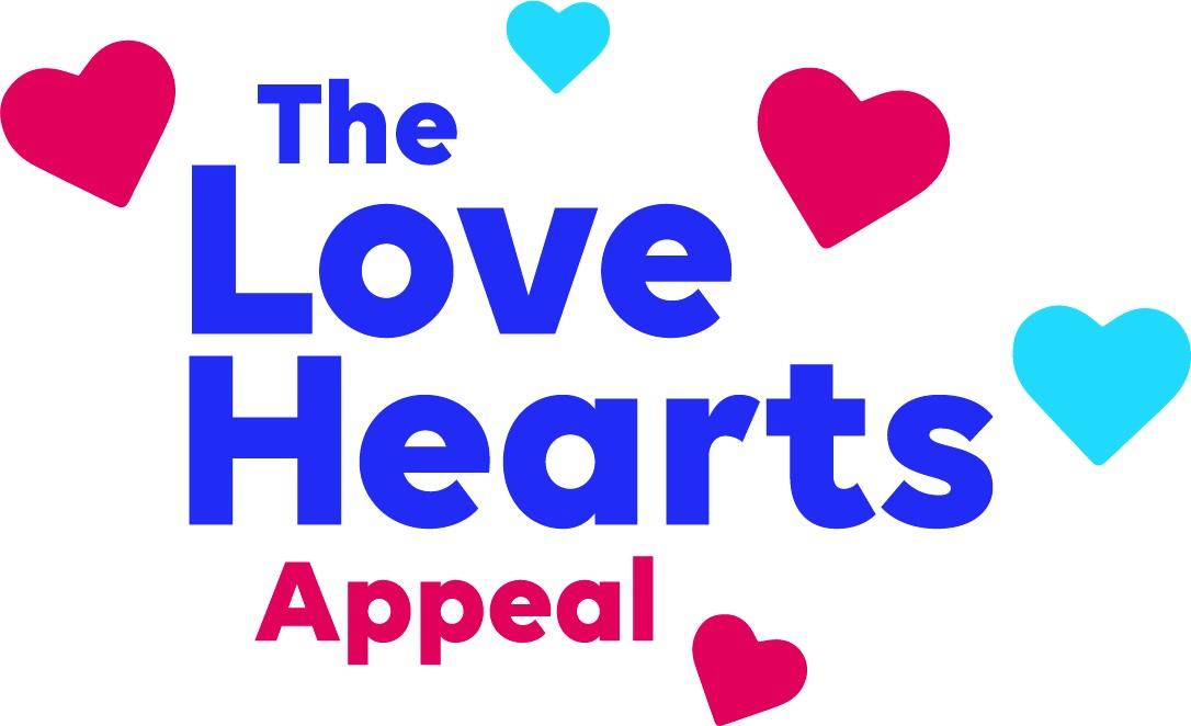 LOVE HEARTS LOGO